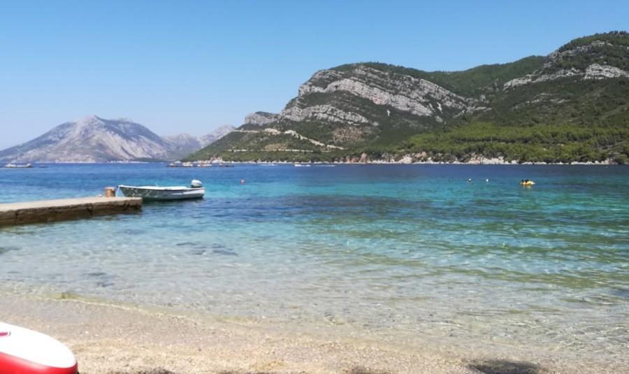Panoramio - Photo of Pudarica beach, Rab